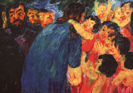 Christus Und Die Kinder